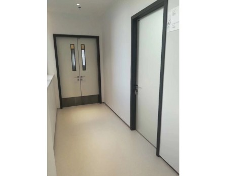 HPL fire proof door