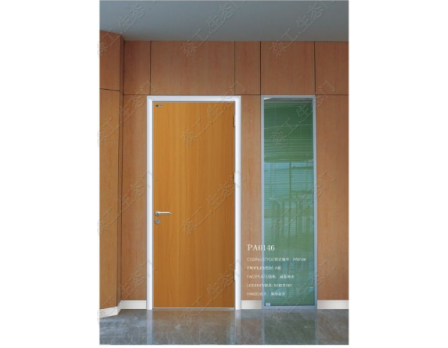 Waterproof Interior Hospital Hermetic Door