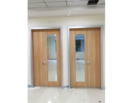 Aluminium Swing Patient Room Door