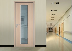 Luxury Hospital Clinic medical door