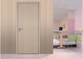 Hospital Patient Room Door