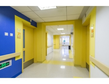 Patient Room Doors in Health Care