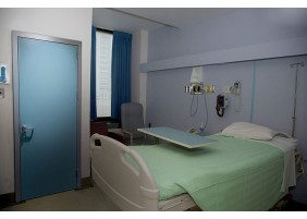 patient room sliding doors