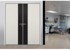 China Hospital Patient Room Door Design