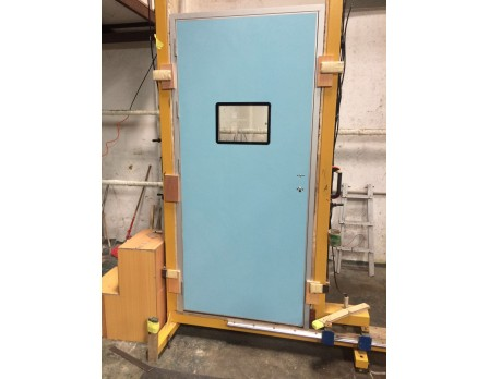 X-ray Proof Lead lining Functional Door
