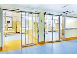 Hermetic Doors in Various Sizes and Designs for Laboratories and