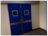 Inquire about heathcare door from client in Dec 2020