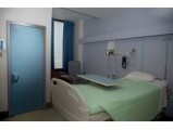 Patient Room Door in Different Sizes and Types Directly from Top