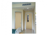 Patient Room Door for Serene and Hygiene Environment