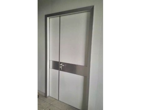 Patient Room Door