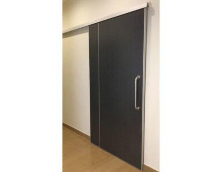 Medical sliding door